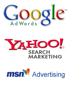 Adwords, Yahoo, Msn Trademark Infringement